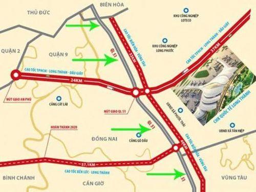 'Đồng Nai phải có ý kiến về dự án cao tốc Biên Hòa - Vũng Tàu giai đoạn 1 trước 30/10'