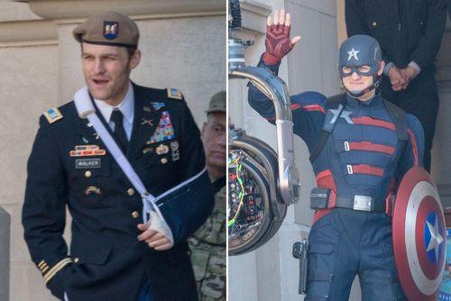 Danh tính Captain America mới được xác nhận