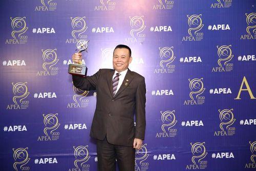 Chủ tịch HĐQT Dabaco Group nhận giải thưởng Doanh nhân xuất sắc Châu Á – Thái Bình Dương 2