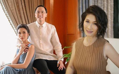Mẹ chồng người Philippines của Hà Tăng sở hữu thân thế và nhan sắc 'không phải dạng vừa'