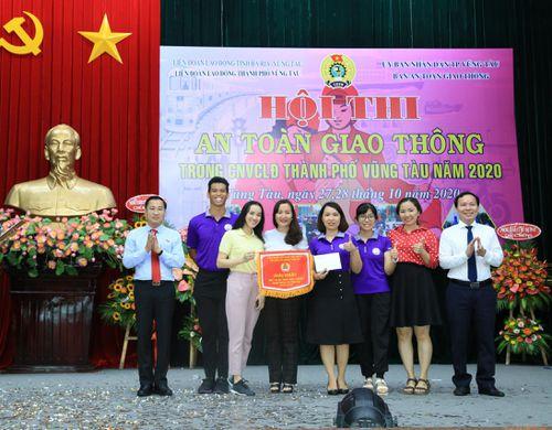 Trường THCS Nguyễn An Ninh giành giải Nhất