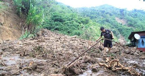 Hành trình gian nan vào hiện trường Phước Sơn tìm người mất tích