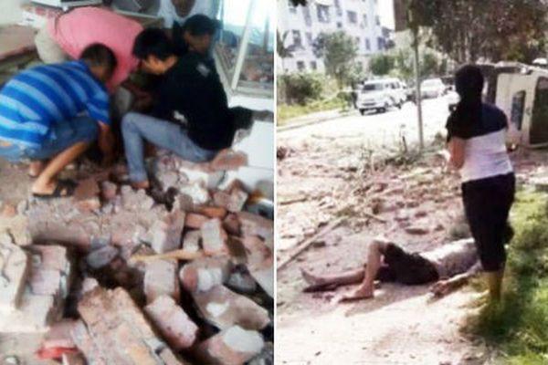 Thông tin mới nhất vụ nổ bom hàng loạt ở Trung Quốc