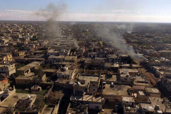 Chính phủ Syria tung bằng chứng tố chiến binh dùng vũ khí hóa học