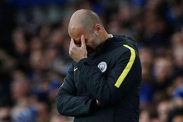 Everton 4-0 Man City: Đội bóng của Guardiola sụp đổ