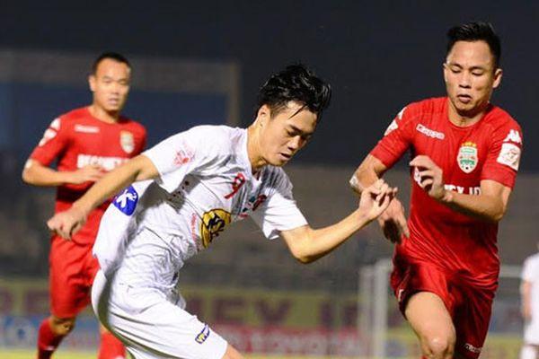 CLB Bình Dương 0-1 HAGL: Văn Thanh ghi bàn