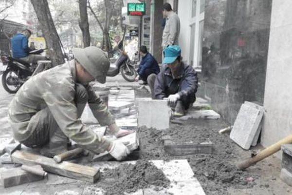 Hà Nội công bố kết luận thanh tra vỉa hè: Có nhiều sai phạm
