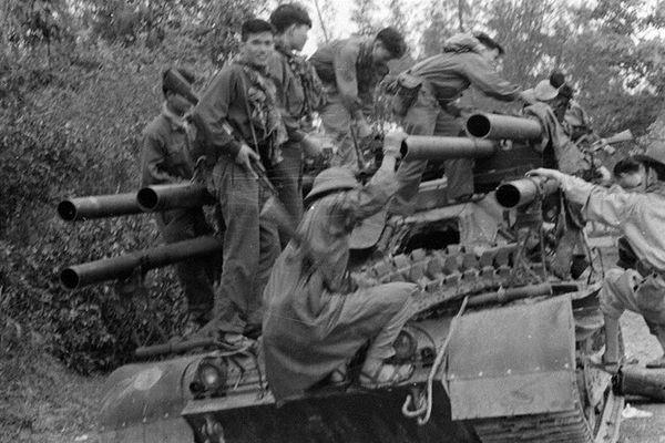 Tổng tiến công 1968: Trận đánh tiêu biểu trên chiến trường Vĩnh-Trà