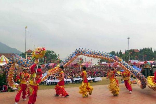 Thái Nguyên tổ chức nhiều lễ hội đặc sắc