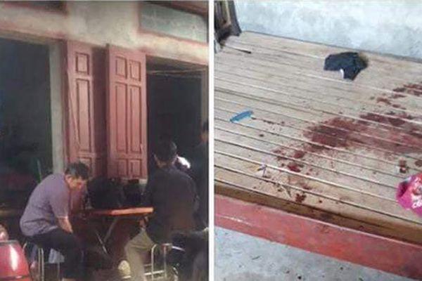 Nghi án cha say rượu giết con gái 11 tuổi ở Phú Thọ