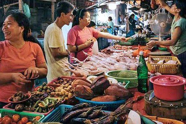Philippines tăng nhập khẩu chống lạm phát