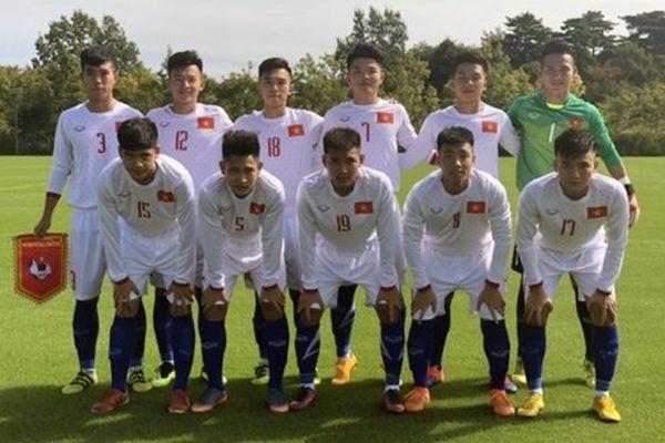 Thua đậm Nhật Bản, U17 Việt Nam tranh hạng ba với U17 Thái Lan