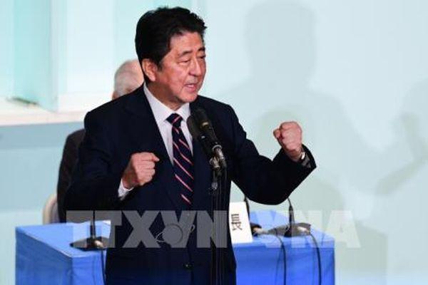 Thủ tướng Nhật Bản mong muốn cải thiện quan hệ với Hàn Quốc