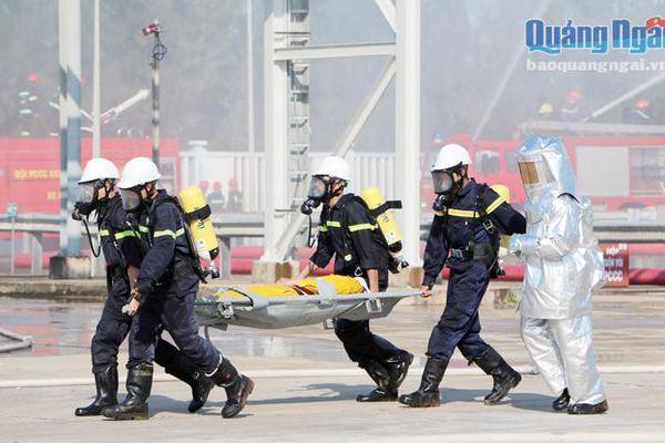Phòng Cảnh sát PCCC và CNCH: Nhanh chóng ổn định tổ chức để đi vào hoạt động