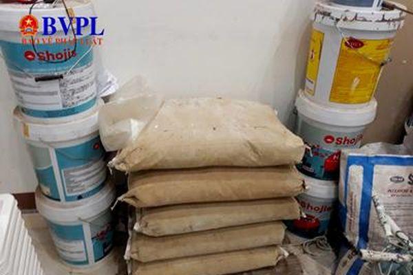 Thêm nhiều khách hàng tố sản phẩm của Công ty CP sơn SHOJIS kém chất lượng, bao bì không nhãn mác