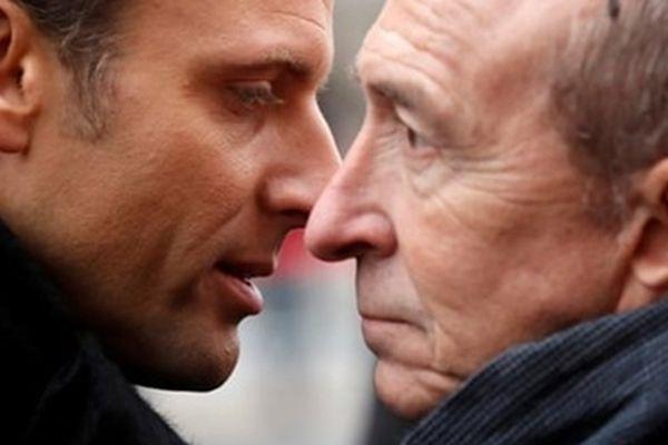 Đằng sau sự ra đi của Bộ trưởng Nội vụ Pháp