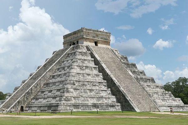Du khách chưa từng biết tới loạt địa điểm bí mật trong thành phố cổ của người Maya