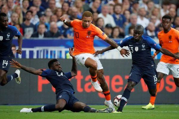 Hà Lan - Đức: Duyên nợ mới