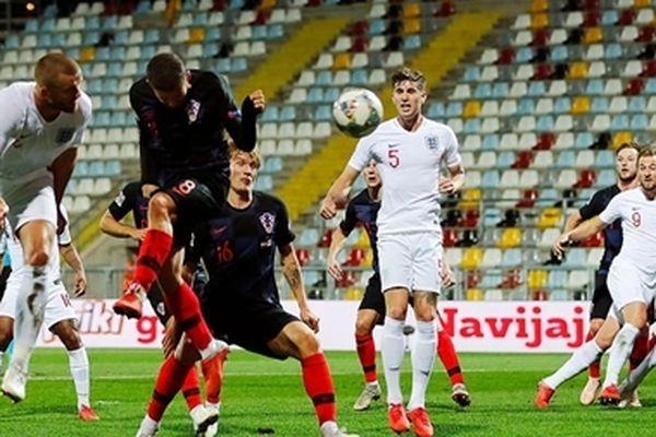 Hàng công bất lực, Anh bị Croatia cầm hòa