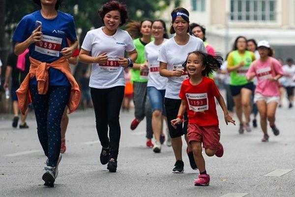 Những hình ảnh ấn tượng tại cuộc thi Mottainai Run 2018