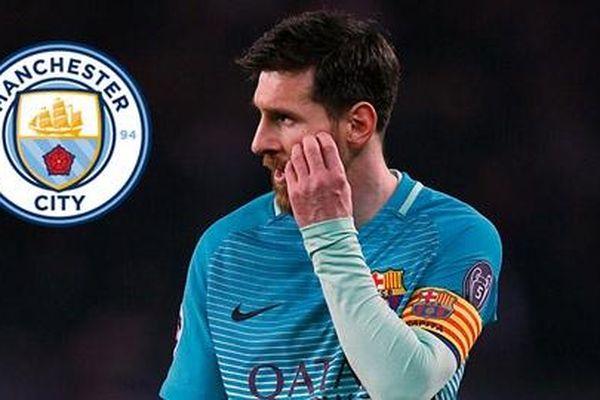 Man City phủ nhận chuyện dùng tiền lôi kéo Messi