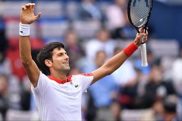 Tay vợt Djokovic trở lại đáng kinh ngạc