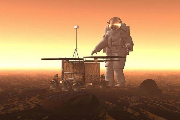 Phi hành gia có thể bị ung thư dạ dày khi đến sao Hỏa?