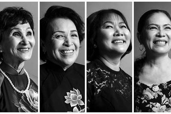 Mẹ của ca sĩ Phương Vi, bà ngoại của người mẫu Tuyết Lan chia sẻ bí quyết 'trẻ từ trong tim trẻ ra'