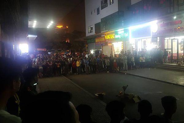 Hà Nội: Bé sơ sinh rơi từ chung cư Linh Đàm 41 tầng tử vong