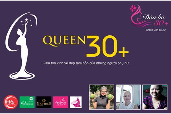 Gala Đàn bà 30+ ngày tôn vinh những người phụ nữ tuổi 30 +