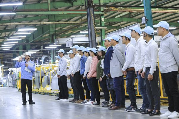 Toyota Việt Nam trao tăng 115 suất học bổng cho 16 trường đại học
