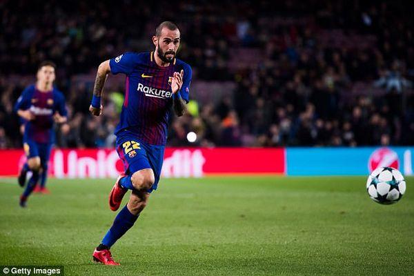 Cầu thủ Barcelona thoát án tù, nộp phạt gần 1 triệu euro