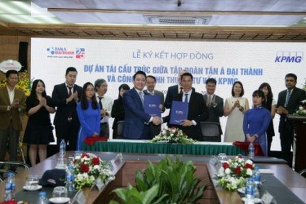 Tân Á Đại Thành 'bắt tay' KPMG tái cấu trúc trước khi đón nhà đầu tư chiến lược ngoại