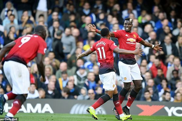 Tiếc cho Manchester United