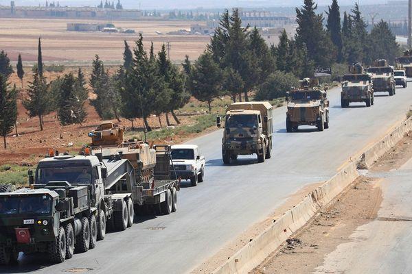 Syria chuẩn bị chiếm lại Idlib bằng quân sự
