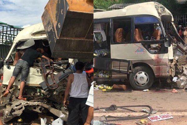 Tin mới nhất về sức khỏe 12 nạn nhân trong vụ tai nạn nghiêm trọng ở Sơn La