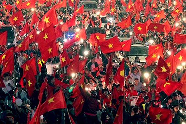 Bạn chọn slogan nào cho đội tuyển Việt Nam?