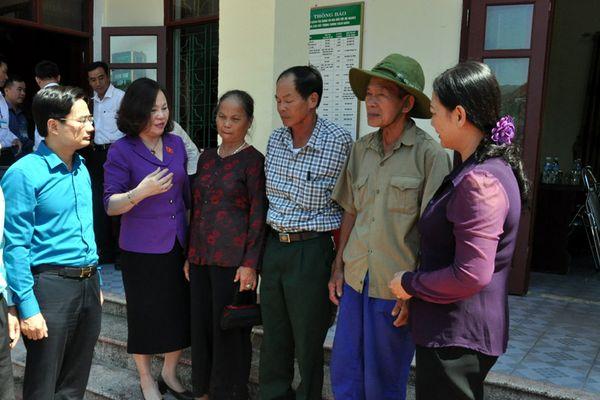 'Đoàn ĐBQH tỉnh tiếp tục kiến nghị nhiều vấn đề liên quan đến quốc kế, dân sinh'