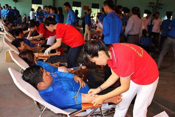 Tuổi trẻ Đông Triều thi đua xung kích, tình nguyện