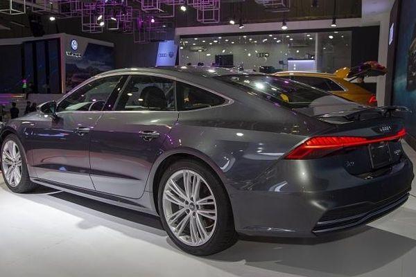 'Audi, ngôi nhà quattro' tại Triển lãm Ô tô Việt Nam 2018