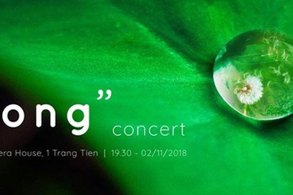 Giai điệu dân ca tạo cảm hứng cho hòa nhạc 'Trong'