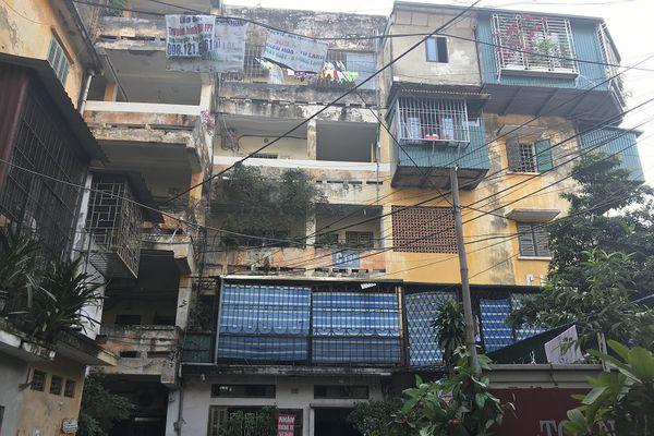 Hà Nội: Gặp khó trong đề xuất cải tạo, xây dựng lại nhà chung cư cũ