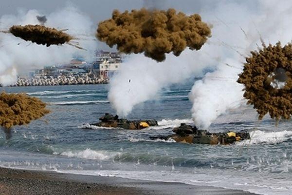 Hàn Quốc lại chuẩn bị tiếp tục tập trận chung với Mỹ