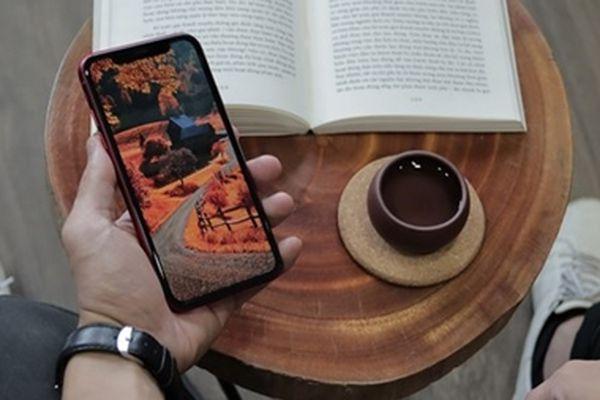 Mục sở thị chiếc iPhone 'giá rẻ' XR tại Việt Nam