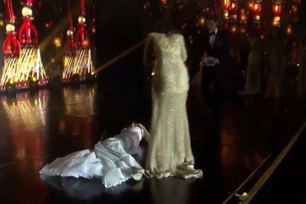 Tai nạn có '1-0-2' trong lịch sử Hoa hậu Hòa bình Quốc tế