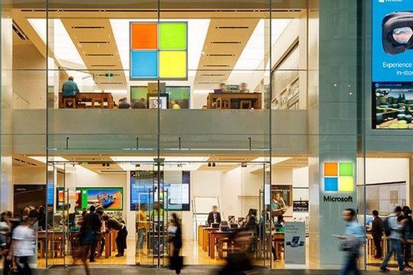 Microsoft đã vượt Amazon, trở thành công ty có giá trị lớn thứ 2 tại Mỹ