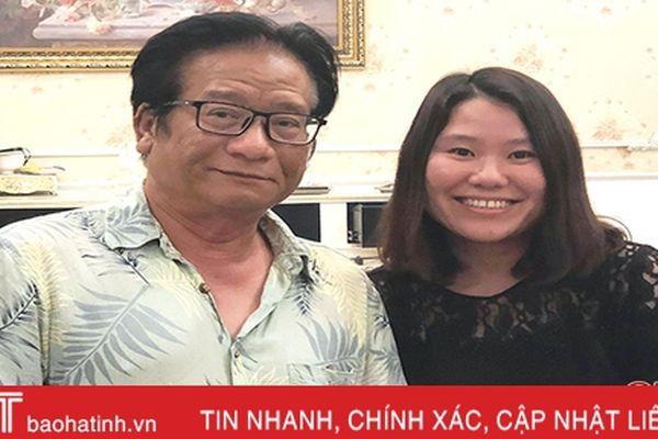 Bất ngờ hội ngộ tác giả 'Mười năm tình cũ' ở Hà Tĩnh