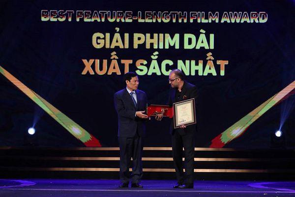 Iran thắng lớn tại Liên hoan phim quốc tế Hà Nội lần V