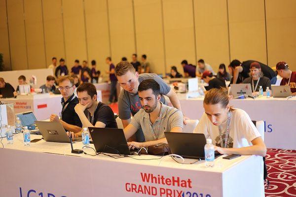 Hacker mũ trắng đến từ Nga lên ngôi tại WhiteHat Grand Prix 2018