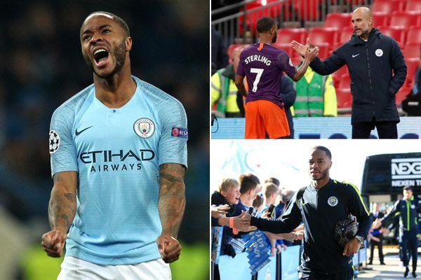 Man City mở két tăng lương cực khủng cho Sterling